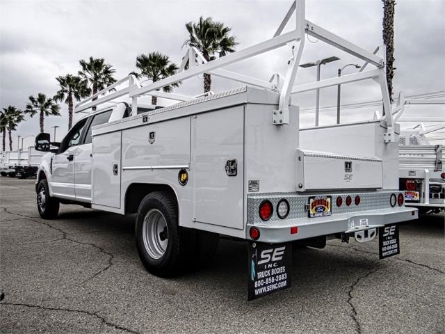 2019 F-350 Crew Cab DRW 4x2,  Scelzi Service Body #FK3312 - photo 1