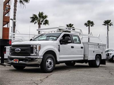 2019 F-350 Crew Cab DRW 4x2,  Scelzi Signature Service Body #FK3312 - photo 1
