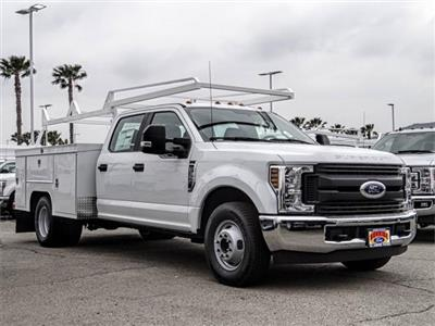 2019 F-350 Crew Cab DRW 4x2,  Scelzi Signature Service Body #FK3312 - photo 6