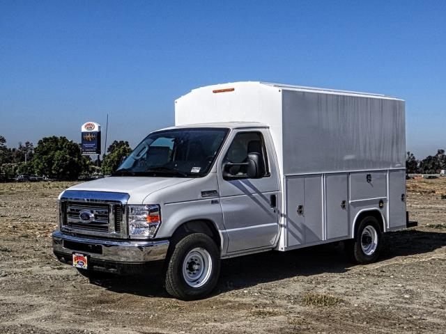 2019 E-350 4x2,  Harbor WorkMaster Service Utility Van #FK3315 - photo 1