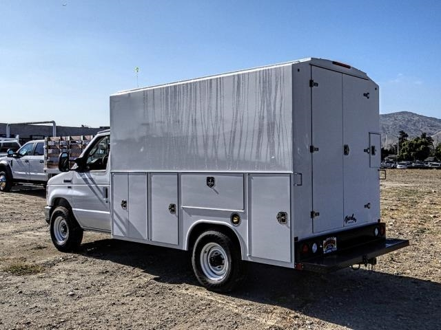 2019 E-350 4x2,  Harbor Service Utility Van #FK3315 - photo 1
