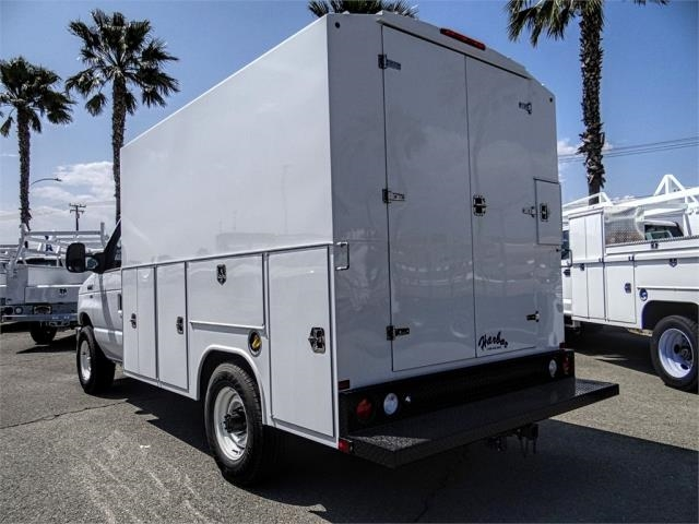 2019 E-350 4x2,  Harbor Service Utility Van #FK3360 - photo 1