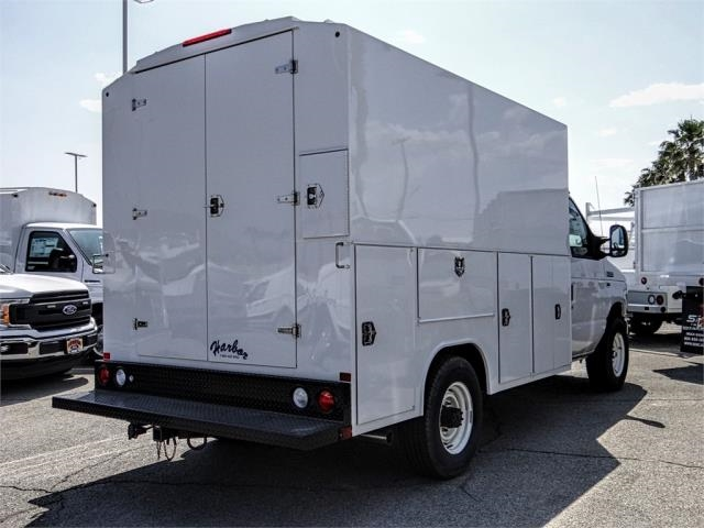 2019 E-350 4x2,  Harbor WorkMaster Service Utility Van #FK3360 - photo 4