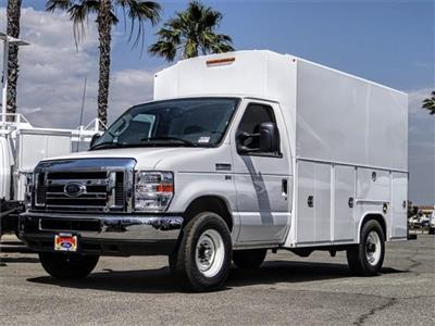 2019 E-350 4x2,  Harbor WorkMaster Service Utility Van #FK3360 - photo 1