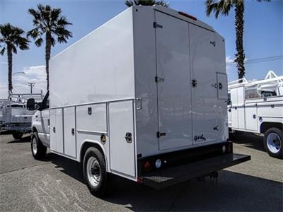 2019 E-350 4x2,  Harbor WorkMaster Service Utility Van #FK3360 - photo 2