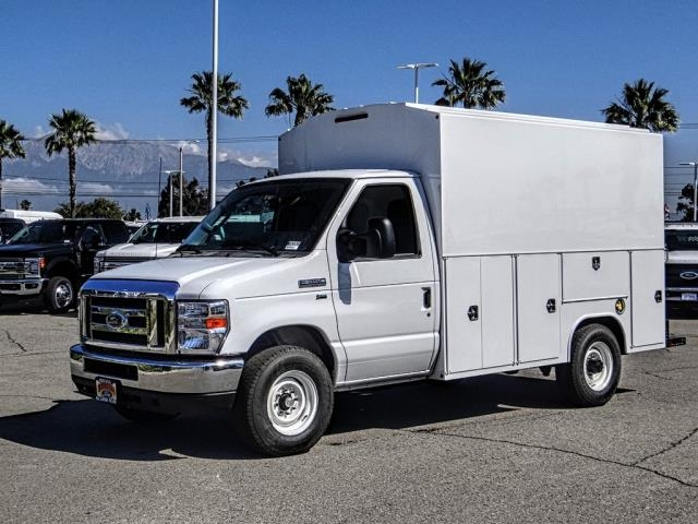 2019 E-350 4x2,  Harbor WorkMaster Service Utility Van #FK3361 - photo 1