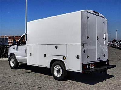 2019 E-350 4x2,  Harbor WorkMaster Service Utility Van #FK3361 - photo 2
