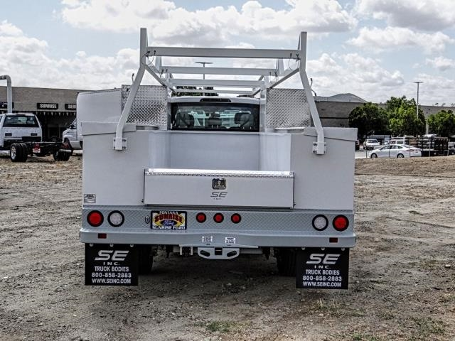 2019 F-550 Crew Cab DRW 4x2,  Scelzi Welder Body #FK3372 - photo 4