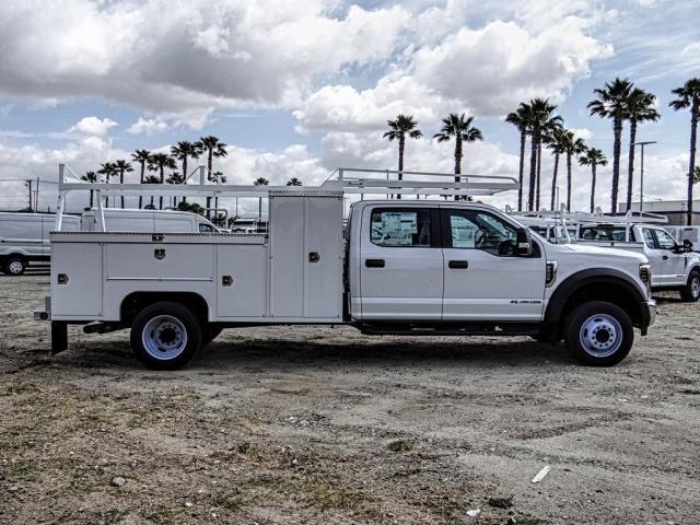 2019 F-550 Crew Cab DRW 4x2,  Scelzi Welder Body #FK3372 - photo 6