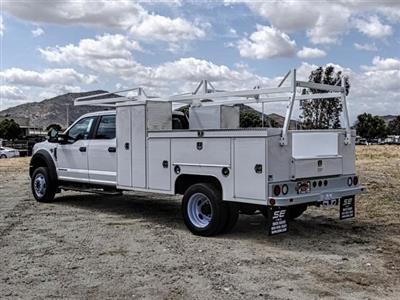 2019 F-550 Crew Cab DRW 4x2,  Scelzi Welder Body #FK3372 - photo 3