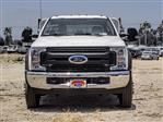 2019 F-550 Crew Cab DRW 4x2,  Scelzi WFB Stake Bed #FK3372 - photo 8