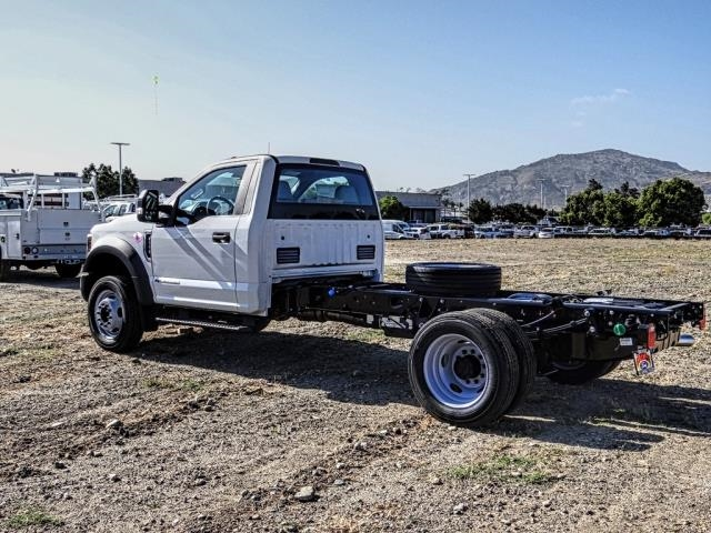 2019 F-550 Regular Cab DRW 4x2,  Cab Chassis #FK3399 - photo 2