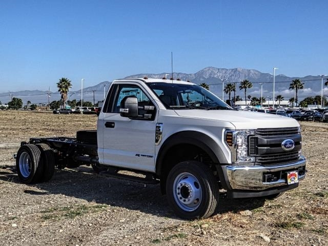 2019 F-550 Regular Cab DRW 4x2,  Cab Chassis #FK3399 - photo 7