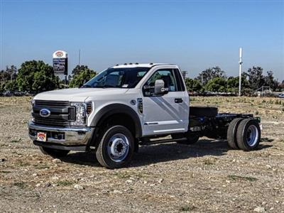 2019 F-550 Regular Cab DRW 4x2,  Cab Chassis #FK3399 - photo 1
