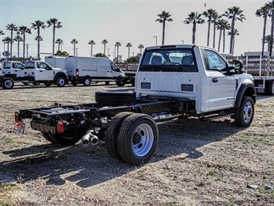 2019 F-550 Regular Cab DRW 4x2,  Cab Chassis #FK3399 - photo 5