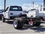 2019 F-550 Regular Cab DRW 4x2,  Cab Chassis #FK3409 - photo 1
