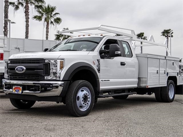 2019 F-450 Super Cab DRW 4x2,  Scelzi Combo Body #FK3427 - photo 1