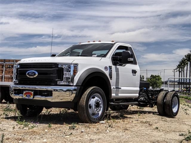2019 F-550 Regular Cab DRW 4x2,  Cab Chassis #FK3440 - photo 1