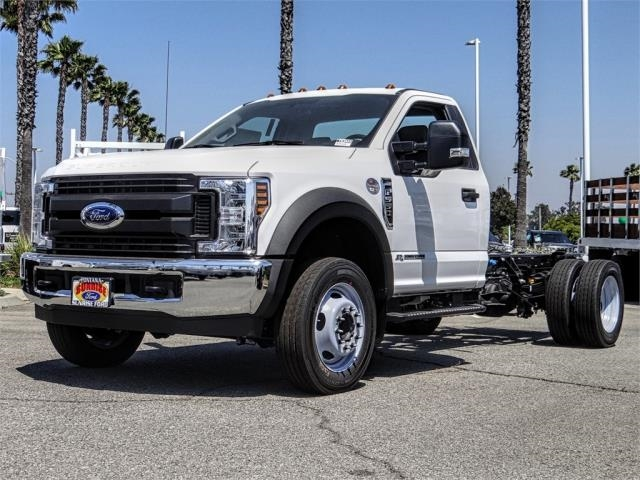 2019 F-550 Regular Cab DRW 4x2,  Cab Chassis #FK3444 - photo 1