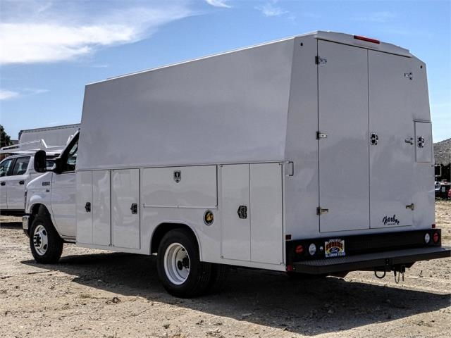 2019 E-350 4x2,  Harbor Service Utility Van #FK3473 - photo 1