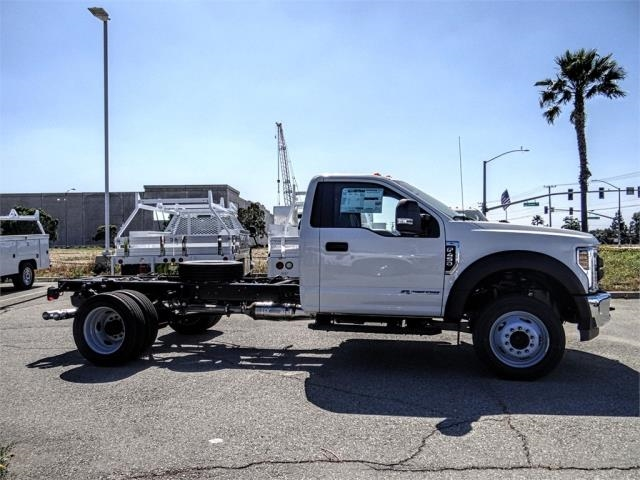2019 F-450 Regular Cab DRW 4x2,  Cab Chassis #FK3479 - photo 5