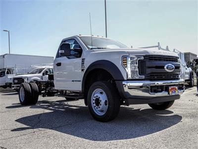 2019 F-450 Regular Cab DRW 4x2,  Cab Chassis #FK3479 - photo 6