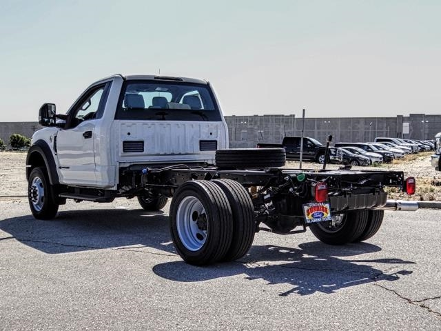 2019 F-450 Regular Cab DRW 4x2,  Cab Chassis #FK3480 - photo 1