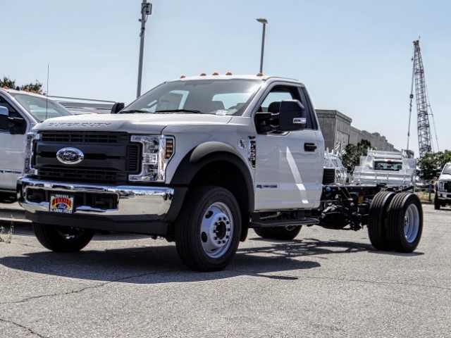 2019 F-450 Regular Cab DRW 4x2,  Cab Chassis #FK3481 - photo 1