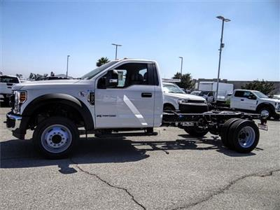 2019 F-450 Regular Cab DRW 4x2,  Cab Chassis #FK3481 - photo 3