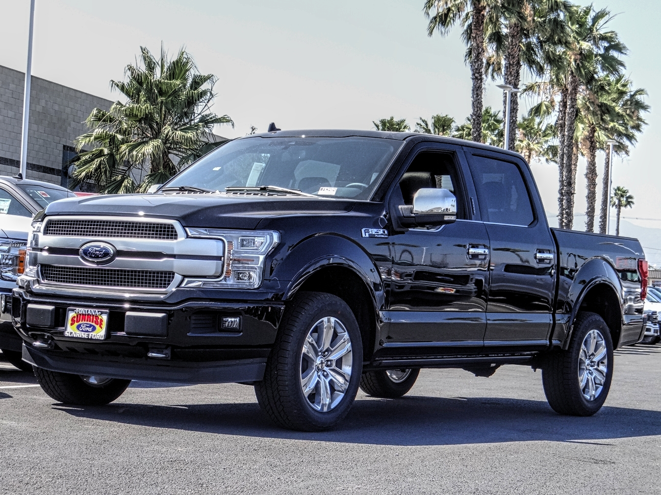 2019 F-150 SuperCrew Cab 4x4,  Pickup #FK3484 - photo 1