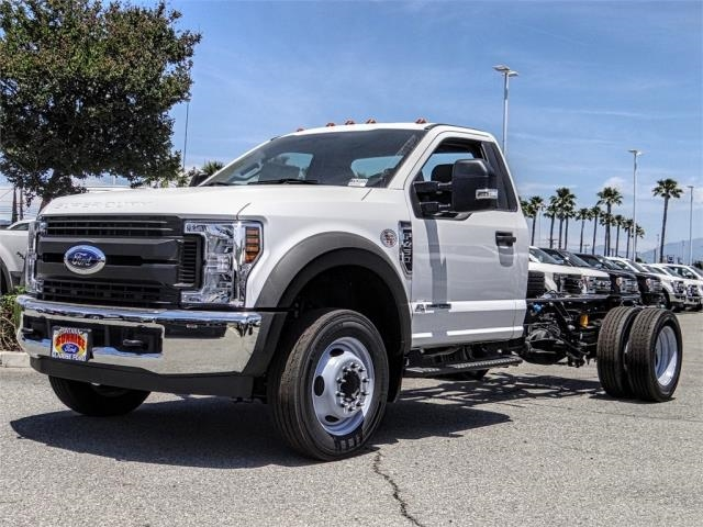 2019 F-450 Regular Cab DRW 4x2,  Cab Chassis #FK3491 - photo 1