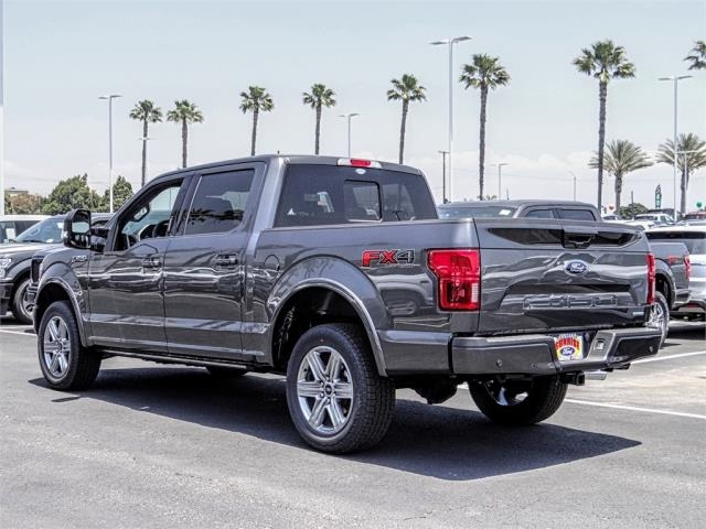 2019 F-150 SuperCrew Cab 4x4,  Pickup #FK3510DT - photo 2
