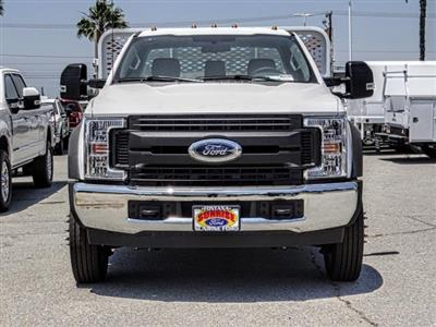2019 F-450 Regular Cab DRW 4x2,  Scelzi WFB Stake Bed #FK3523 - photo 8