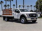 2019 F-450 Regular Cab DRW 4x2,  Scelzi WFB Stake Bed #FK3523 - photo 7