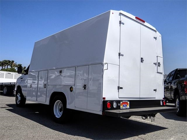 2019 E-350 4x2,  Harbor Service Utility Van #FK3524 - photo 1