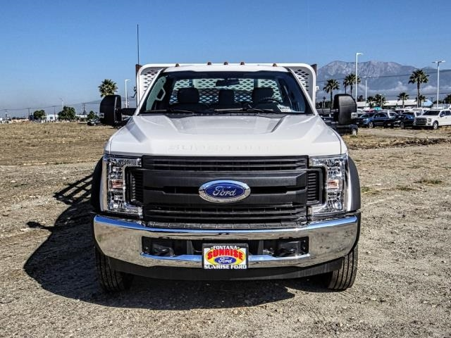 2019 F-450 Regular Cab DRW 4x2,  Scelzi WFB Stake Bed #FK3535 - photo 8
