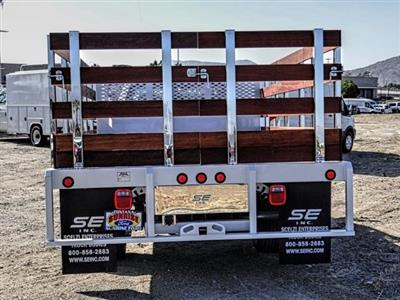 2019 F-450 Regular Cab DRW 4x2,  Scelzi WFB Stake Bed #FK3535 - photo 4