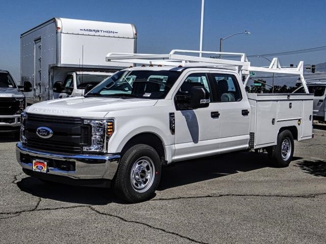 2019 F-350 Crew Cab 4x2,  Scelzi Service Body #FK3539 - photo 1
