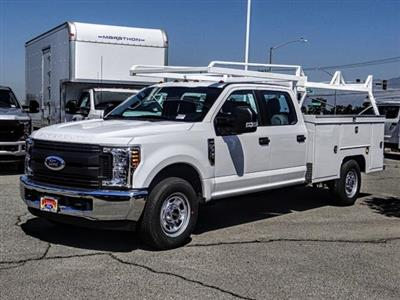 2019 F-350 Crew Cab 4x2,  Scelzi Signature Service Body #FK3539 - photo 1