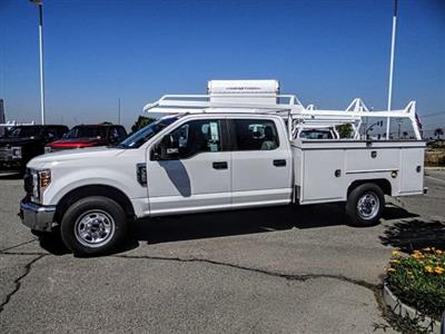 2019 F-350 Crew Cab 4x2,  Scelzi Signature Service Body #FK3539 - photo 3