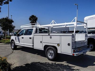 2019 F-350 Crew Cab 4x2,  Scelzi Signature Service Body #FK3539 - photo 2