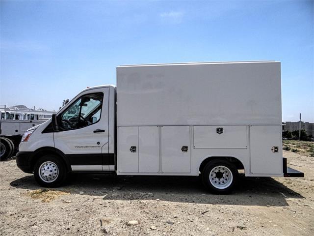 2019 Transit 350 HD DRW 4x2,  Cab Chassis #FK3543 - photo 1
