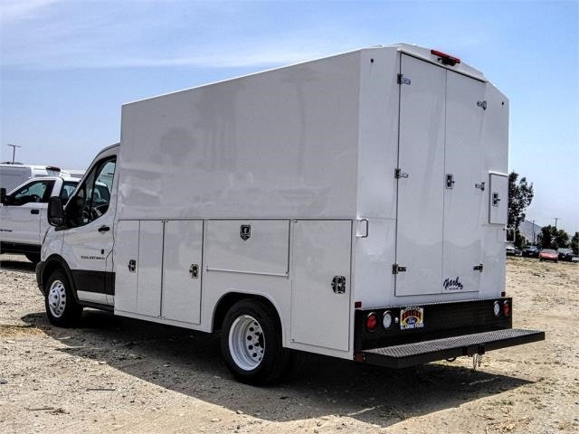2019 Transit 350 HD DRW 4x2,  Harbor Service Utility Van #FK3543 - photo 1