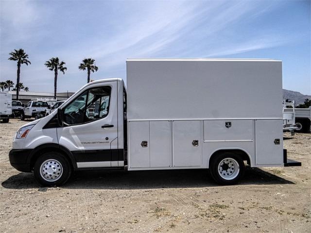2019 Transit 350 HD DRW 4x2,  Cab Chassis #FK3544 - photo 1
