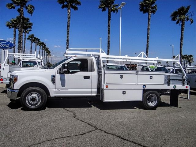 2019 F-350 Regular Cab DRW 4x2,  Scelzi CTFB Contractor Body #FK3576 - photo 3