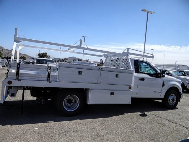 2019 F-350 Regular Cab DRW 4x2,  Scelzi CTFB Contractor Body #FK3576 - photo 5