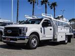 2019 F-350 Regular Cab DRW 4x2,  Scelzi Contractor Body #FK3576 - photo 1