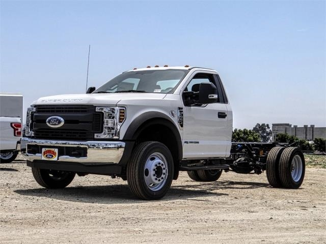 2019 F-450 Regular Cab DRW 4x2,  Cab Chassis #FK3590 - photo 1