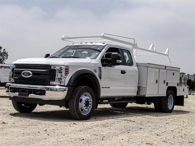 2019 F-450 Super Cab DRW 4x2,  Scelzi Combo Body #FK3642 - photo 1