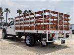 2019 F-550 Super Cab DRW 4x2,  Scelzi Stake Bed #FK3643 - photo 1